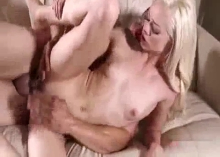 Choking his sister during raw sex