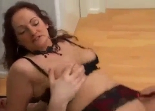 Mommy moaning as she gets fucked