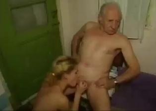 Brunette enjoys hardcore incest lust