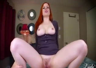 Mommy mounts his hot cock