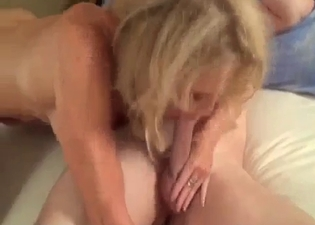 Busty mommy about to get ruined