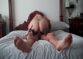 Cock-riding is perfect for mommy