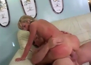 Tight ass spanked during incest