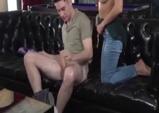 Mommy wants him to take that cock out